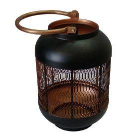 GI-076 Iron Candle Lantern
