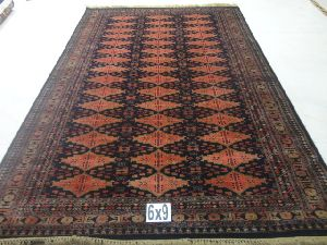 Woollen Carpets Persian Design and Tribal Desiagn