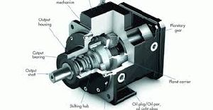 Two Wheeler Gearbox