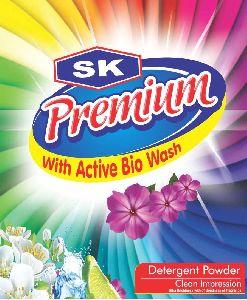SK Premium Detergent Powder