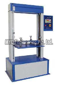 Corrugated Box Bursting Strength Tester