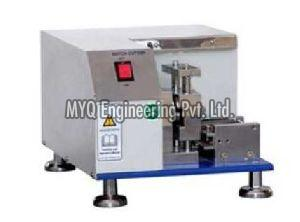 Impact Tester Notch Cutter