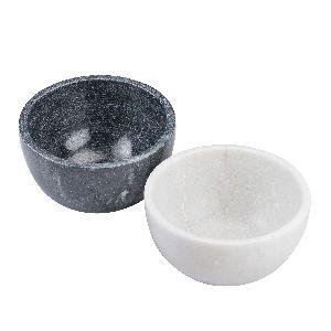 Marble Ice Cream Bowl