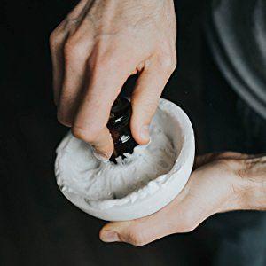 Marble Shaving Bowl