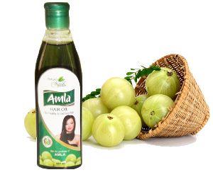 Nature's Sparsh Amla Hair Oil