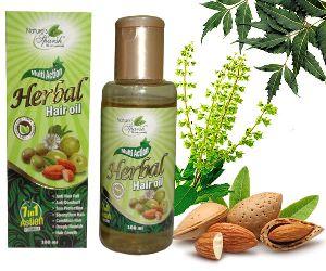 Nature's Sparsh Multi Action Herbal Hair Oil
