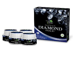 Nature's Sparsh 4 in 1 Diamond Facial Kit
