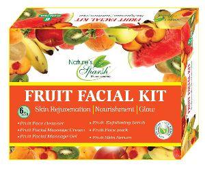 Nature's Sparsh Fruit Facial Kit