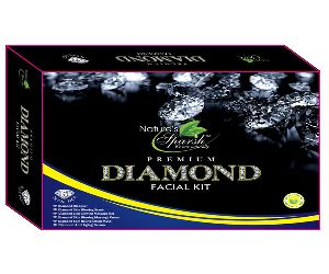 Nature's Sparsh Premium Diamond Facial Kit