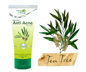 Nature's Sparsh Tea Tree Anti Acne Face Wash