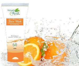 Nature's Sparsh Vitamin C Fairness Beauty Face Wash