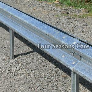 Highway Crash Barrier