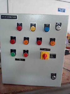 Rotary Screen Control Panel