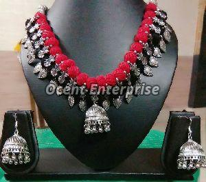 Fancy Handmade Necklace set