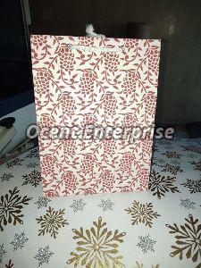 Handmade Printed Paper Bags