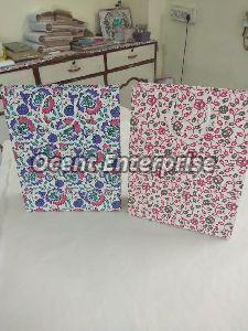 Handmade Shopping Paper Bags