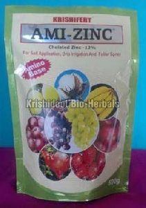 Ami Zinc -  Amino base zinc chelates 12%
