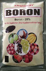Boron - 20%