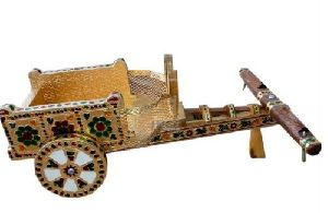 Decorative Bullock Cart