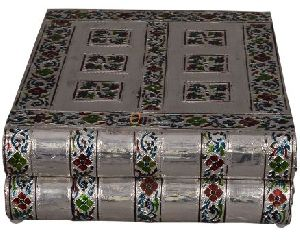 Meenakari Jewellery Box
