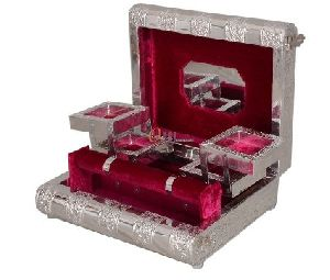 Silver Bangle Box