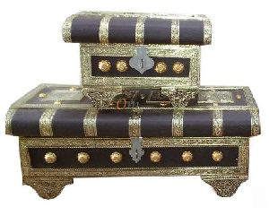 Traditional Jewellery Box