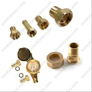 Brass Water Meter Fittings