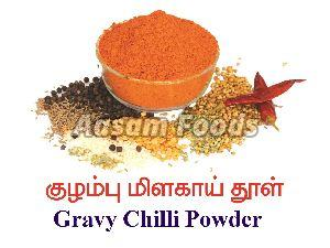 Gravy Chilli Powder