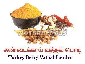 Turkey Berry Vathal Powder