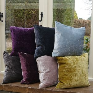 Chenille Cushion Covers