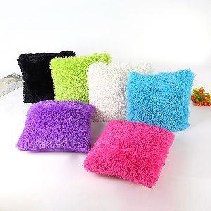 Shaggy Cushion Covers