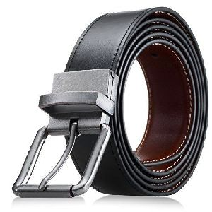 Mens Pure Leather Plain Belts