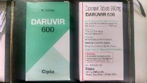 Daruvir 600 Tablets
