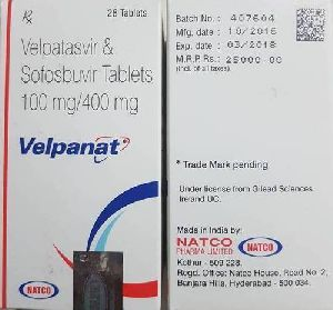 Velpanat Tablets