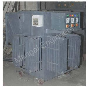 Automatic Controlled Oil Cooled Voltage Stabilizer