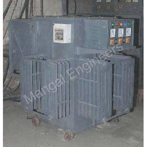 Industrial Oil Cooled Servo Stabilizer