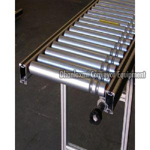 Lineshaft Roller Conveyor System