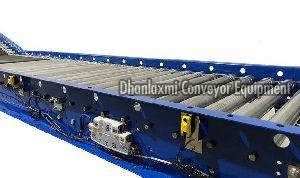 Motorized Drive Roller Conveyor System