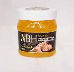 Body Polishing Facial Gel