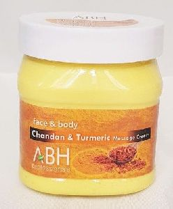 Chandan & Turmeric Massage Cream