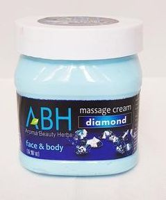 Diamond Massage Cream