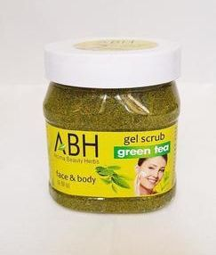 Green Tea Gel Scrub