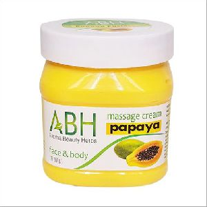 Papaya Massage Cream