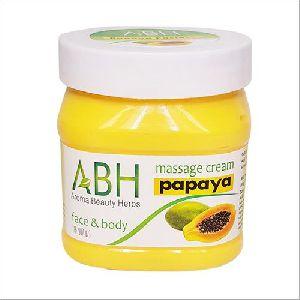 Papaya Massage Cream