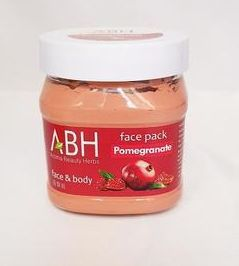 Pomegranate Face Pack