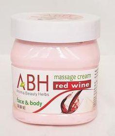 Red Wine Massage Cream