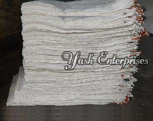 White Old Cotton Dhoti