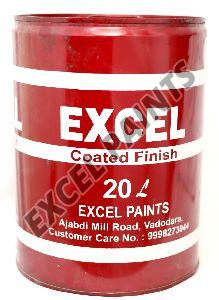 Coated Finish Paint
