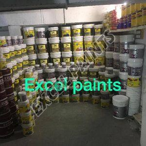 Weatherproof Emulsion Paint