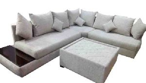 7 Seater L Shape Sofa